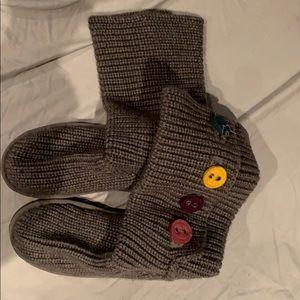 Brand new children's woven children's UGGS